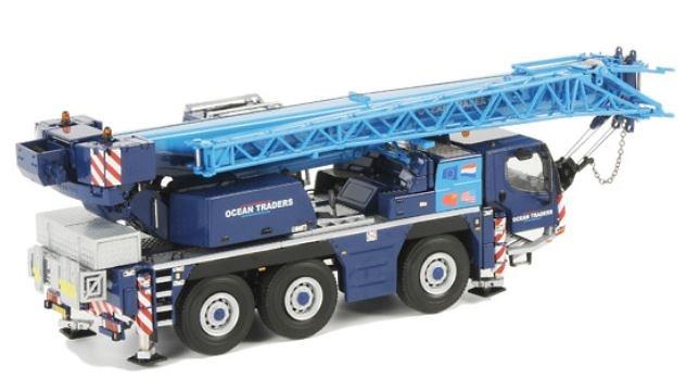 Liebherr LTM 1050 -3.1 - Ocean Traders - WSI Models 10057 escala 1/50