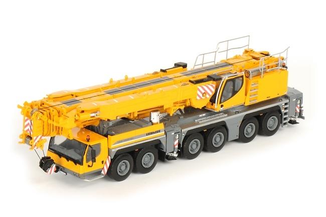 Liebherr LTM 1350-6.1, Wsi Models 1080 escala 1/50