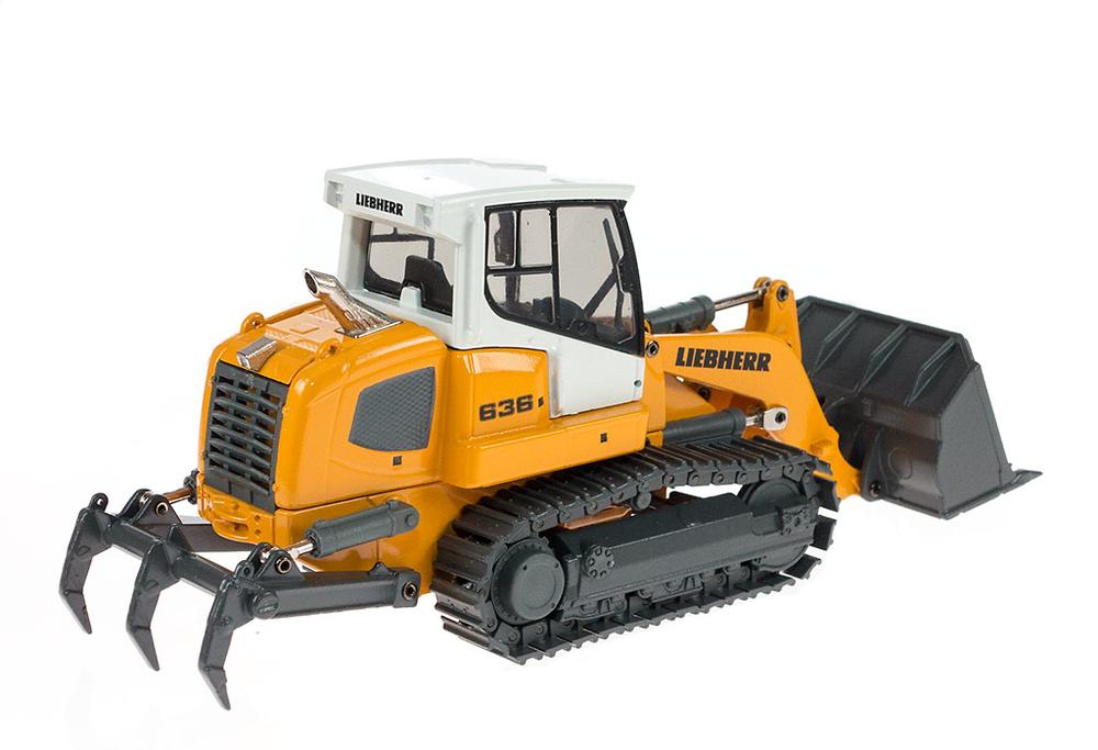 Liebherr PR 636 Bulldozer Conrad 2855 escala 1/50