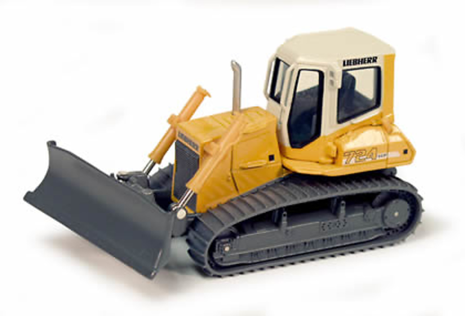 Liebherr PR 724 LGP Bulldozer, Norscot 58005 1/50