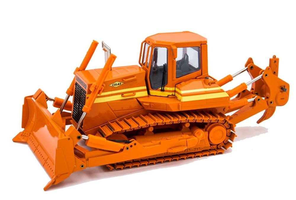 Liebherr PR 754 Bulldozer Colas Conrad 2808/02 escala 1/50