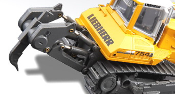 Liebherr PR 754 Bulldozer Conrad 2808 escala 1/50