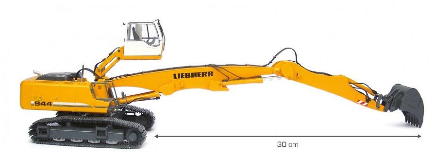 Liebherr R 944 C Litronic - 2nd version Universal Hobbies 8097 Masstab 1/50