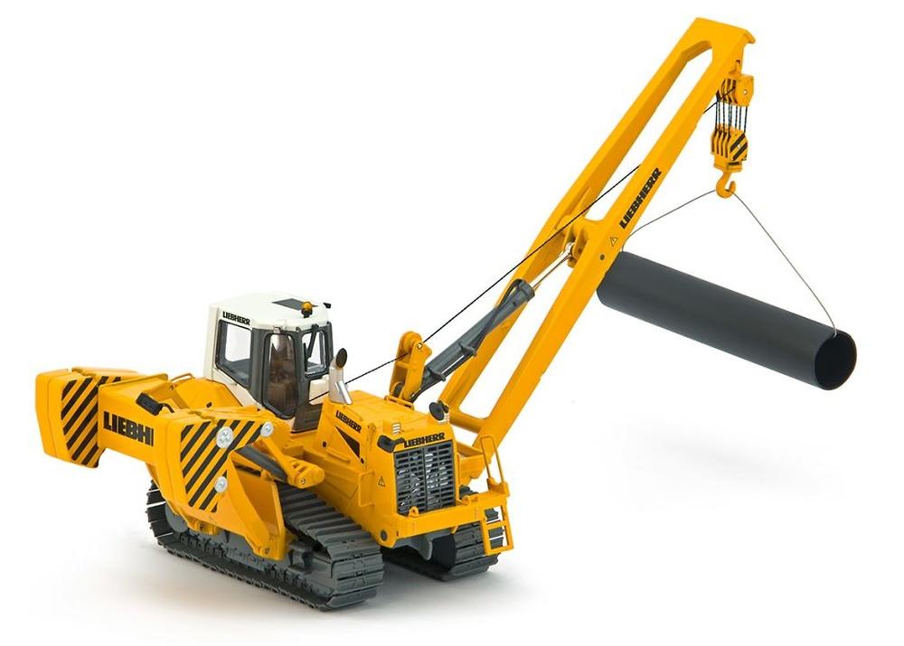 Liebherr RL 66 tiendetubos Imc Models 0127 escala 1/50
