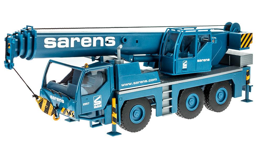 Liebherr Toy Crane Sarens Masstab 1/50