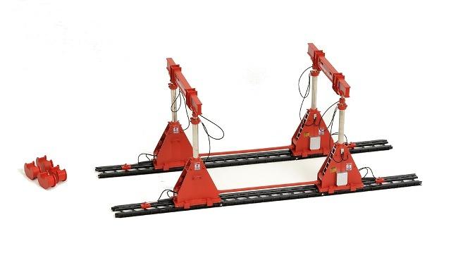 Lifting Frame 720 ton, Ycc Models 1/50 YC700