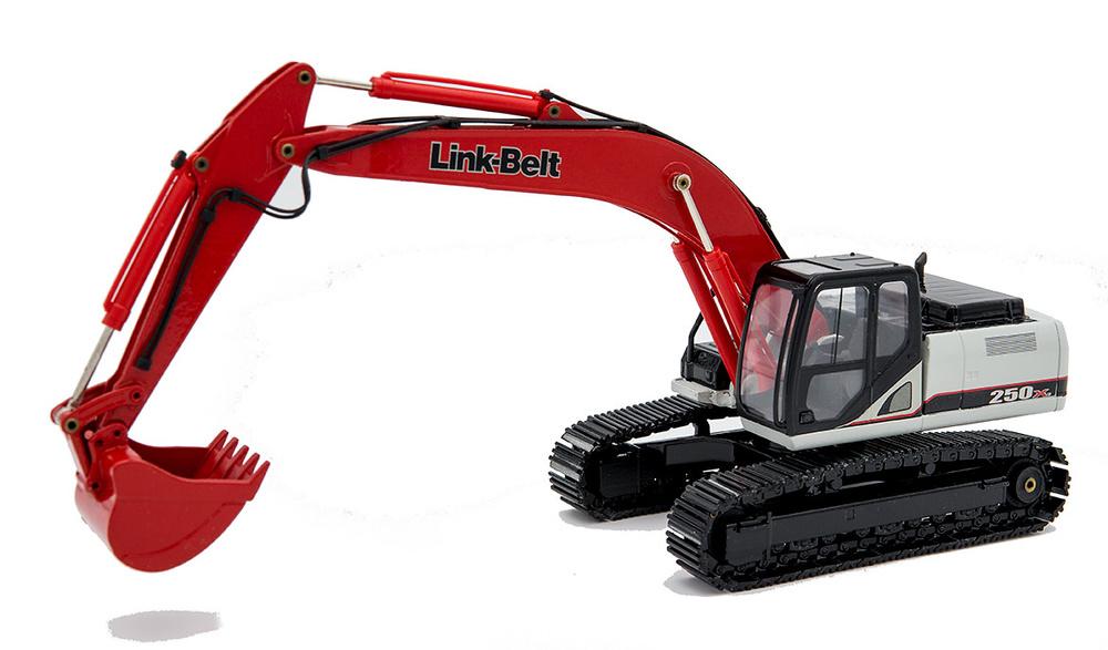 Link-Belt 250 X3 excavadora, Conrad Modelle 2202 escala 1/50