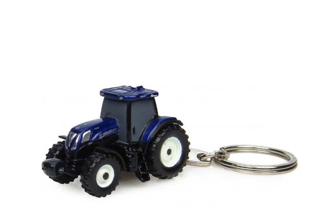 Llavero New Holland T7.210 Blue Power, Universal Hobbies