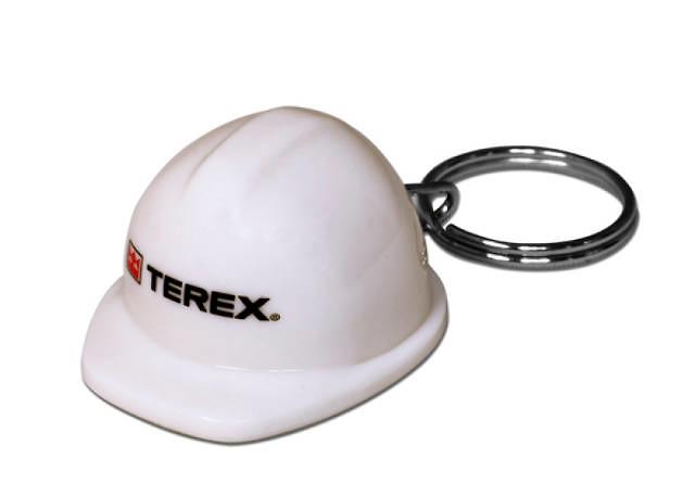 Llavero - Terex Casco Obra producto con publicidad terex