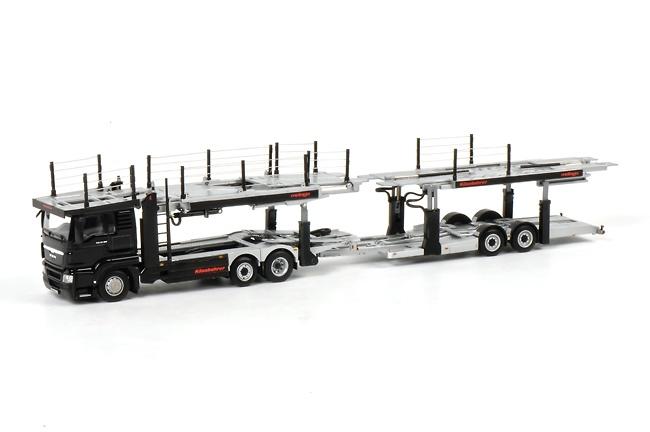 Man Tgs L K 228 Ssbohrer Autotransporter 2 2 Wsi Models 04