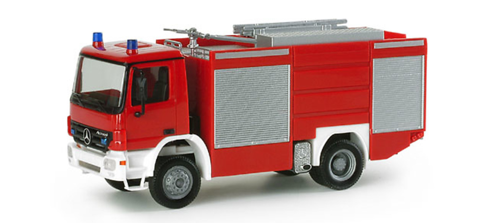 MB Actros S TLF 24/60 Bomberos Herpa 1/87