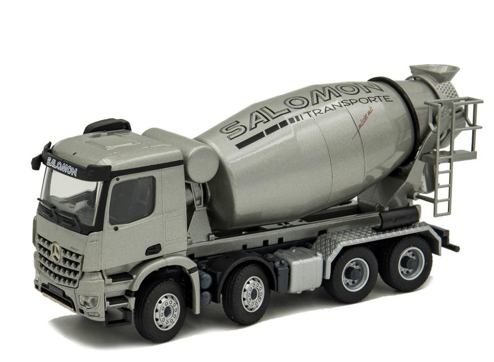 MB Arocs + hormigonera Stetter - Salomon Conrad Modelle 78131
