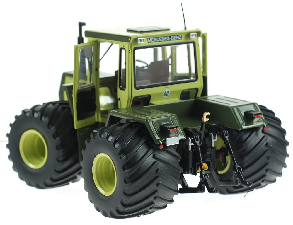 Tractor mercedes trac terra weise toys 1018