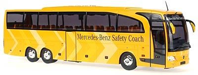 mercedes benz travego m mercedes benz safety coach rietze 1 43. Black Bedroom Furniture Sets. Home Design Ideas
