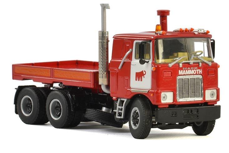 Mack F700 Mammoet Wsi Models escala 1/50