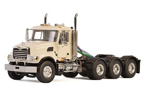 Mack Granite 8x4 Wsi Models 33-2018