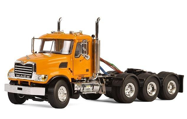 Mack Granite 8x4 Wsi Models 33-2019