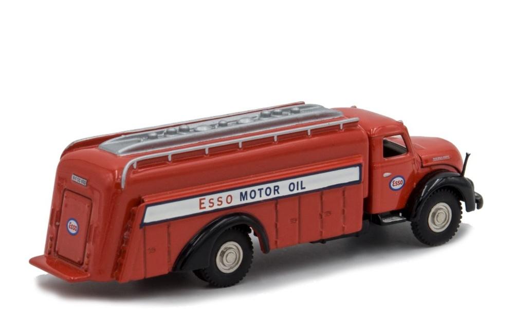 Magirus S6500 Camión Cisterna Esso Bub 07425