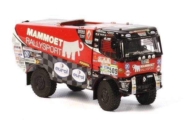 Mammoet Dakar Truck 2016 Wsi Models 410205 escala 1/50