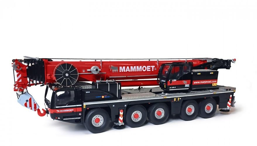 Mammoet Demag- Ac-250 Imc Models 410209