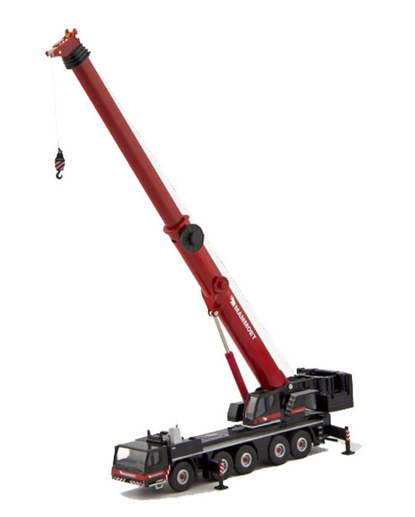 Mammoet LTM 1250-5.1 Tonkin Replicas escala 1/87