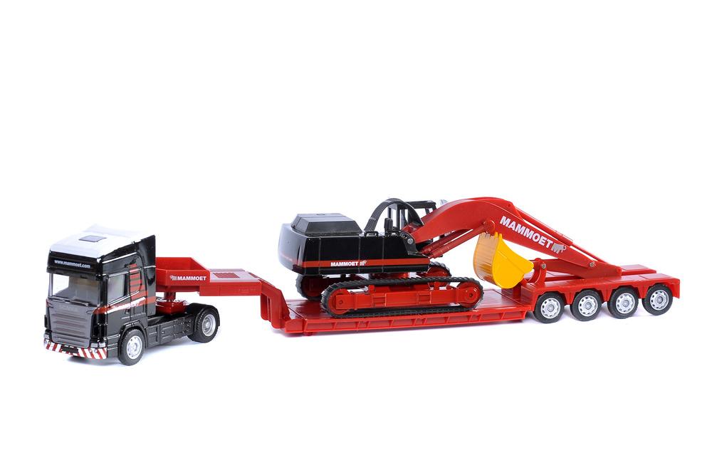 Mammoet Toy Camion 410092 escala 1/64
