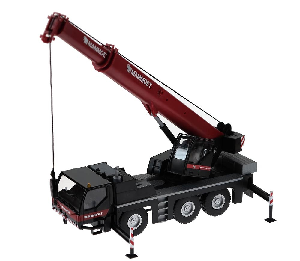 Mammoet Toy Crane 410036 escala 1/50