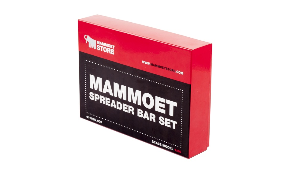 Mammoet spreader bar set 410095