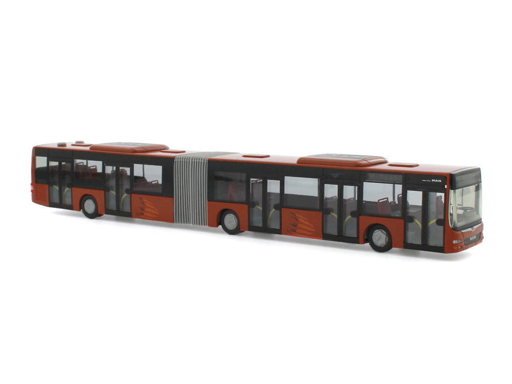 Man Lions City GL '15 Vorführdesign Rietze 67298 escala 1/87