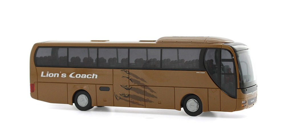 Man Lion's Coach ´15 Vorführdesign Rietze 65543 escala 1/87