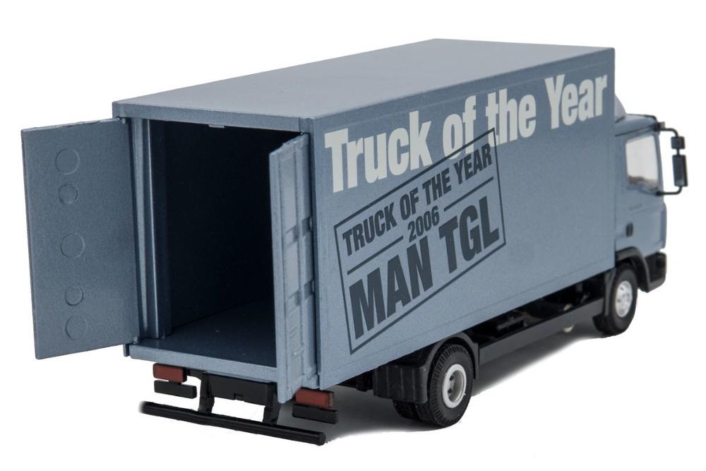 Man Tgl - truck of the year Conrad Modelle 1/50