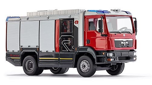 Man Tgm + Rosenbauer AT Wiking 43198
