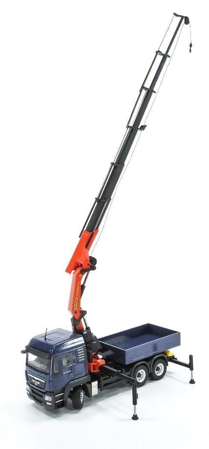 Man Tgs 33.440 + Palfinger 53002 SH Conrad Modelle 77188 escala 1/50