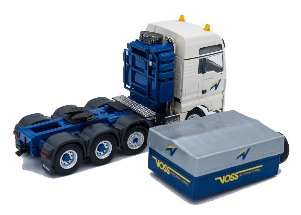 Man Tgs xxl - Voss Conrad Modelle escala 1/50