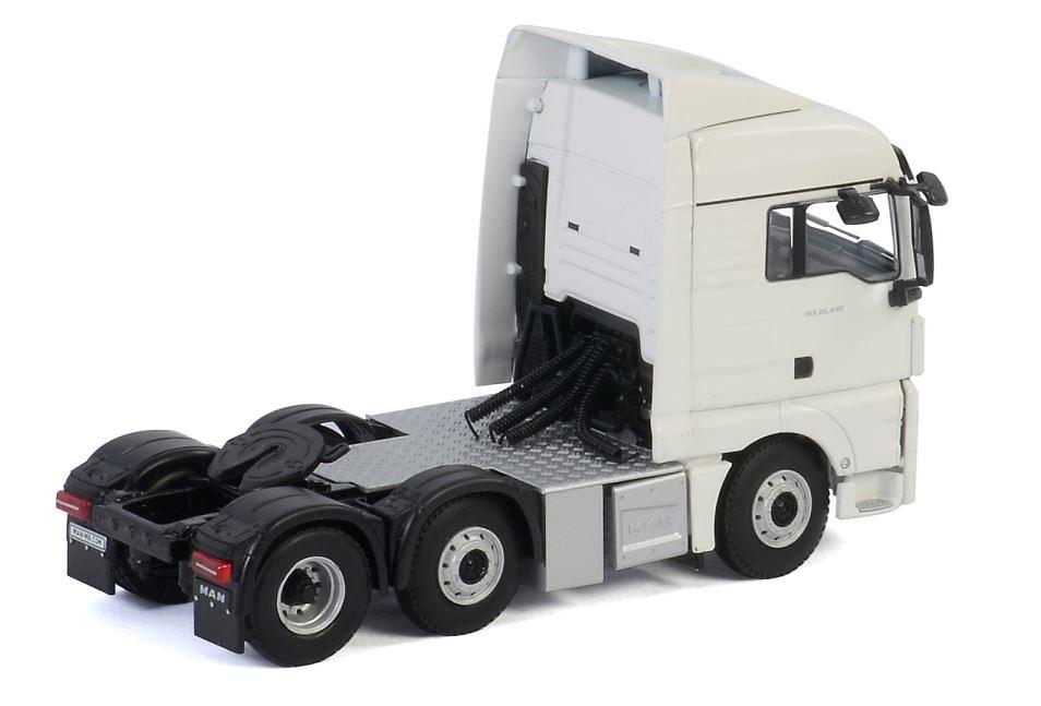 Man Tgx XLX Euro 6C Facelift Wsi Models 03-2024 escala 1/50