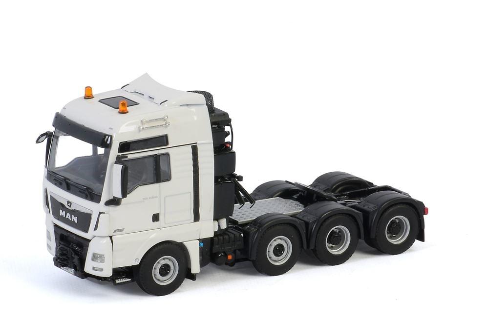 Man Tgx XXL Euro 6C Facelift 8x4 Wsi Models 03-2026 escala 1/50