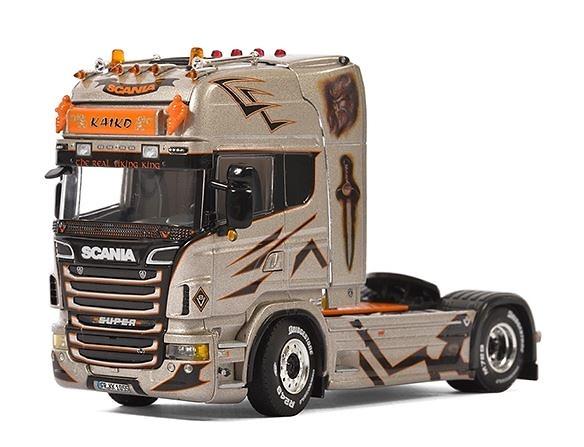 Scania R Topline Kaiko Transporte Wsi Models