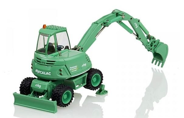 Mecalac 714 Mw - Srbg - Conrad 2918/02 escala 1/50