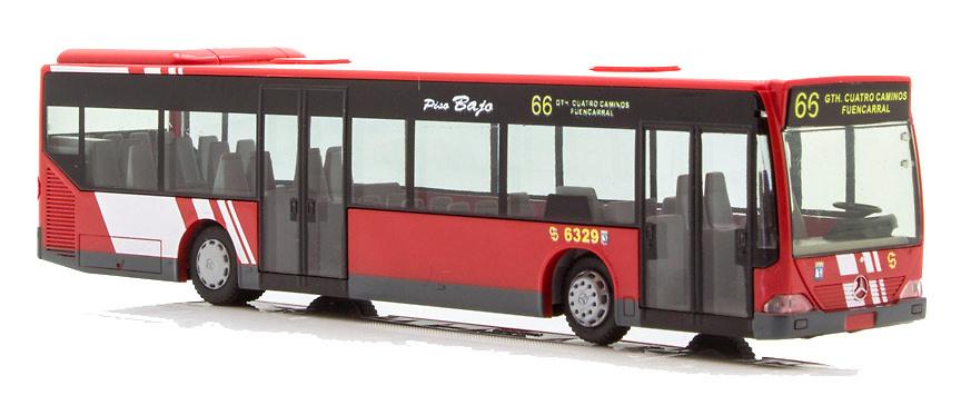 Mercedes-Benz Citaro Madrid Rietze 65122 escala 1/87