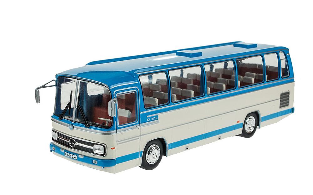 Mercedes Benz O 302 - Ixo Models 1/43