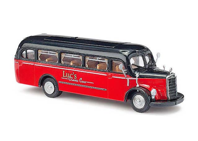 Mercedes-Benz O-3500 »Luc´s« Busch Modelle 41003 escala 1/87