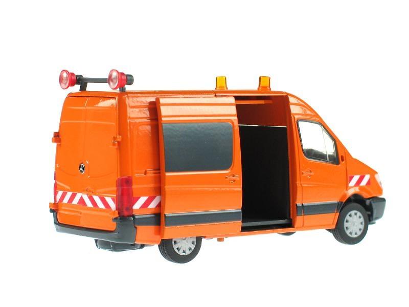 mercedes benz sprinter conrad modelle 1 50 1610. Black Bedroom Furniture Sets. Home Design Ideas