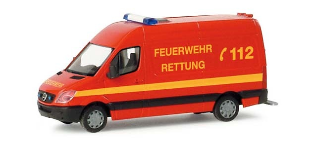 Mercedes-Benz Sprinter RTW