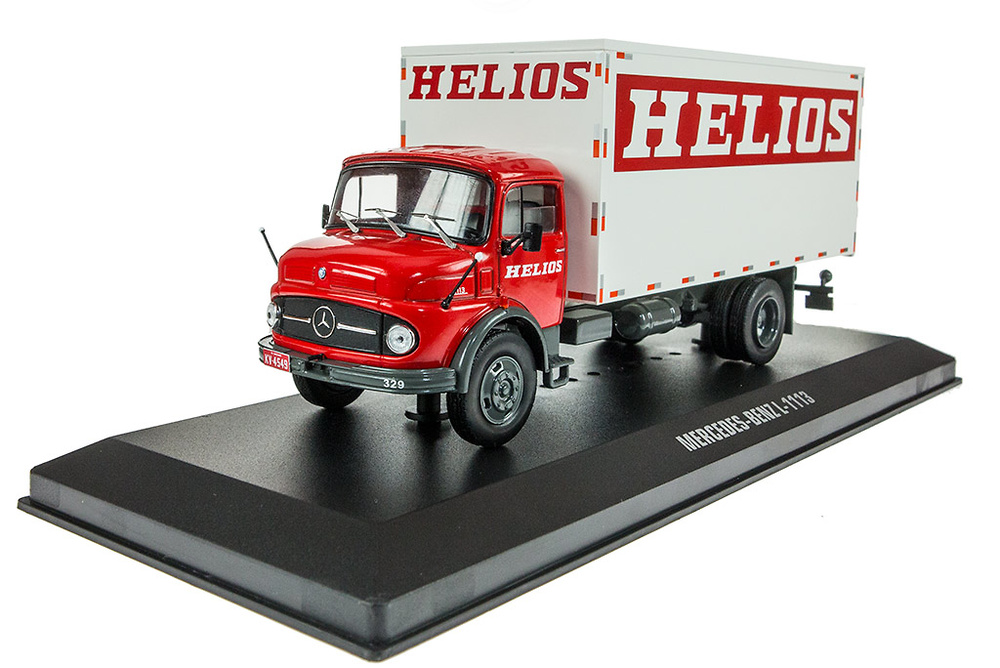 Mercedes L 1113 -Helios- Ixo Models 1/43