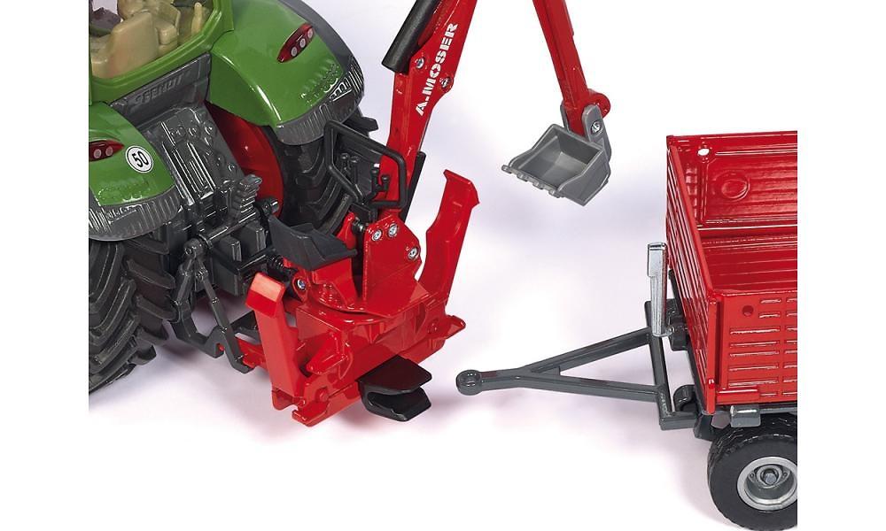 Tractor y remolque no estan incluidos en la oferta