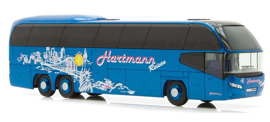 Neoplan Cityliner C Hartmann Rietze 63990 escala 1/87