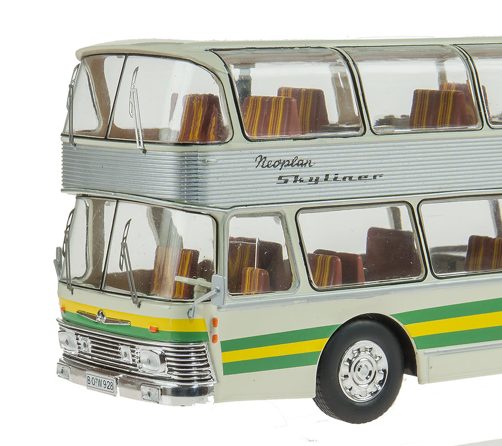 Neoplan NH 22 Skyliner (1983) - Ixo Models 1/43