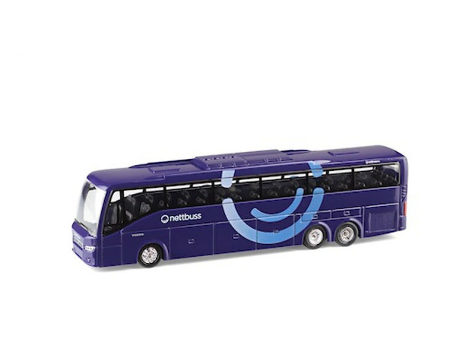 Nettbus, Motorart 18199 escala 1/87