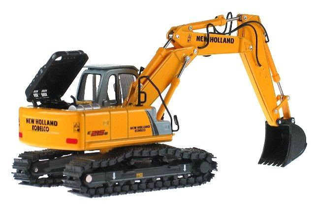 Excavadora New Holland Motorart 1/50 13720