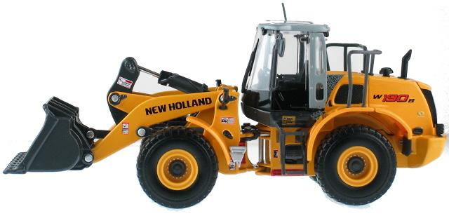 New Holland W 190 pala cargadora, Ros Agritec 00201.2